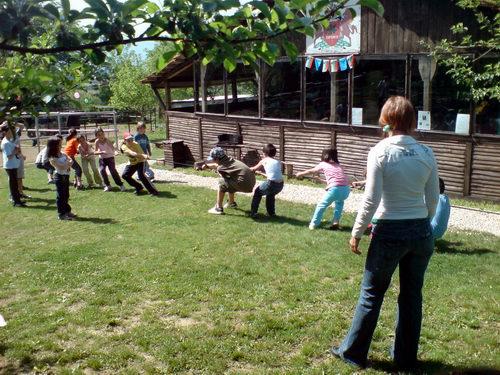 Игри в конна база Здравец